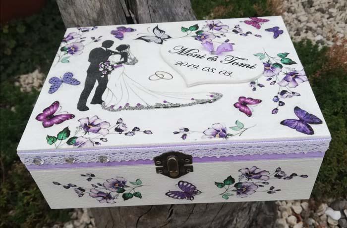 Esküvő, eljegyzés, házassági évforduló